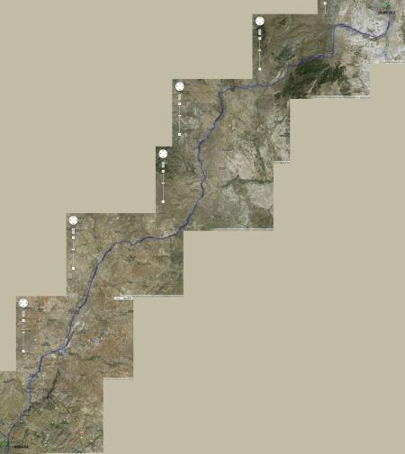 Ankara Cankiri harita