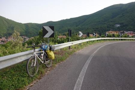 4.gün 006 (Monte Forte yolu)