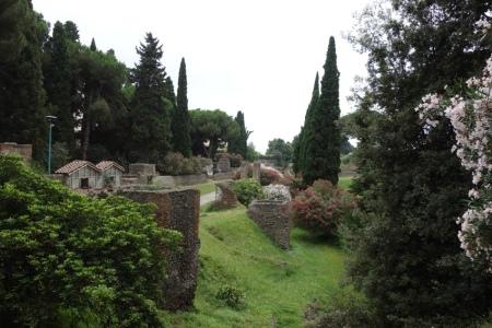 4.gün 011 (Pompei antik kenti bahce)