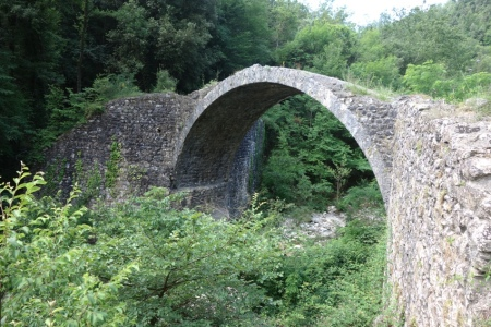 Ponte della Pia köprüsü