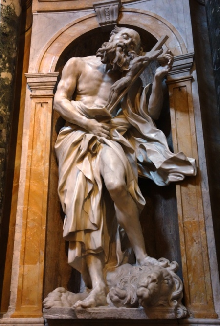 Bernini (Duomo di Siena)