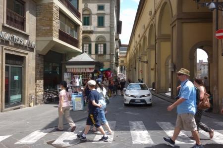 Ponte Vecchio (Giriş)