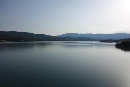 Lago di Bilancino (Bilancino Gölü)