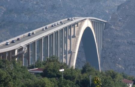 Krk Köprüsü (Krčki most)