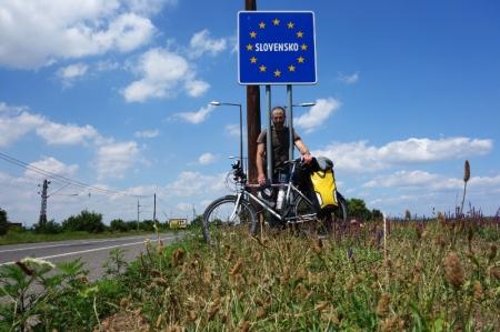 Slovakya sınırı