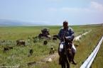 Ermenistan sınırı yakınları